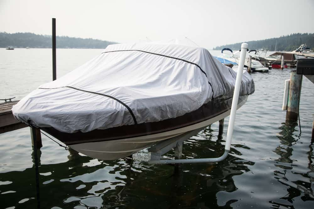25 Homemade Boat Cover Ideas You Can DIY Easily