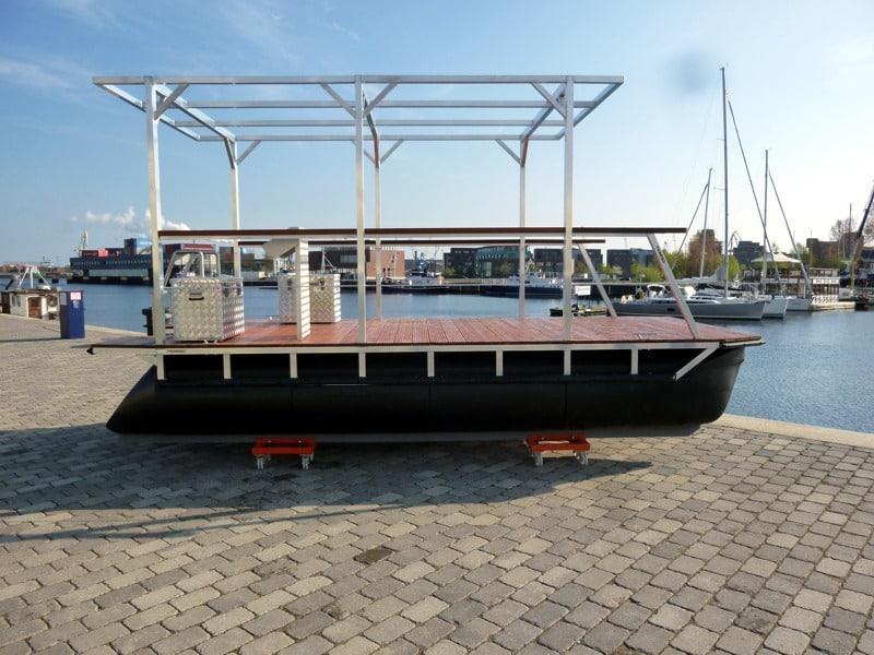 Build Your Own Pontoon Boat – PontoonBoats