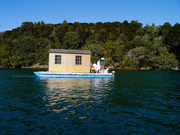 Build Your Own Pontoon Houseboat and Escape to Open Waters – Tinyhousefor.us