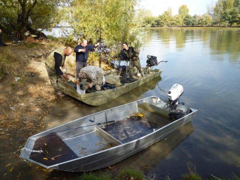 Build your own 12' X 4' Simple Aluminum Boat – Boat Design Net