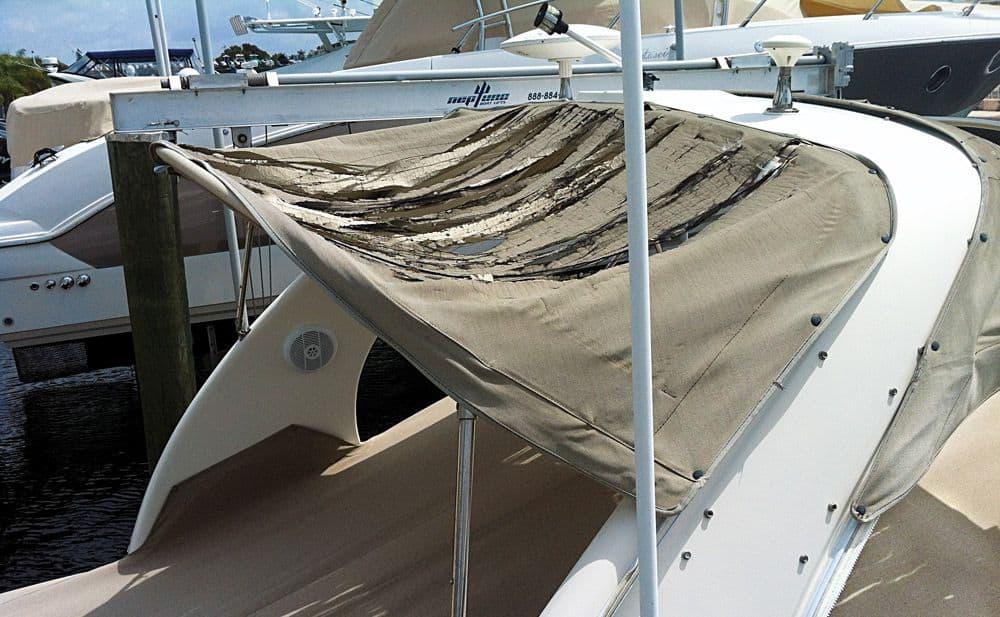 DIY Canvas Repair Tips – Boating Magazine