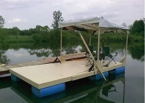 DIY Pontoon Boat How to Build a Pontoon Boat – Boating Buddy