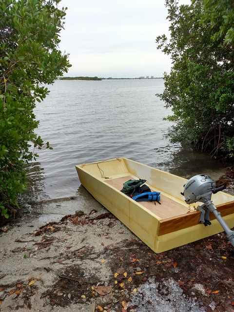 Duckworks – A Lightweight Jon Boat