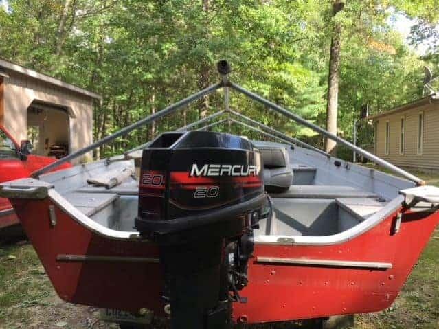 Homemade Boat Cover Support System – Ourrecipesforsuccess.com