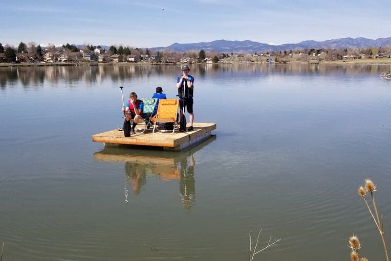 Homemade Pontoon Boat 8 Steps (with Pictures) – Instructables