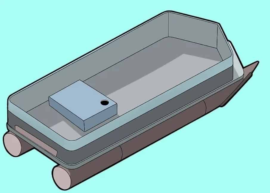 How to Construct an Overnight Pontoon Boat – Wikihow.com