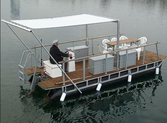 How to Make Your Own DIY Pontoon Boat – Pontoon Family