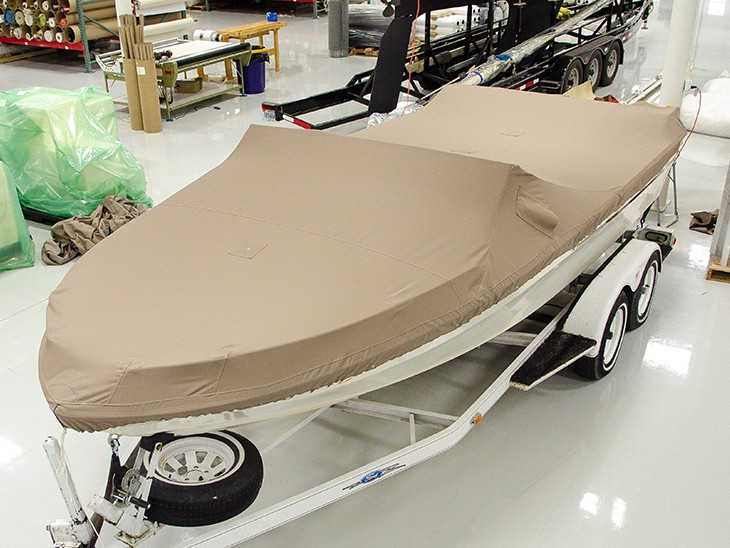 How to Make a Powerboat Cover – Sailrite