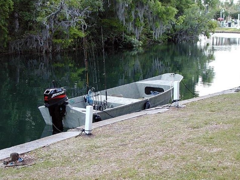 Jon Boat Plans – Boatbuildercentral.com
