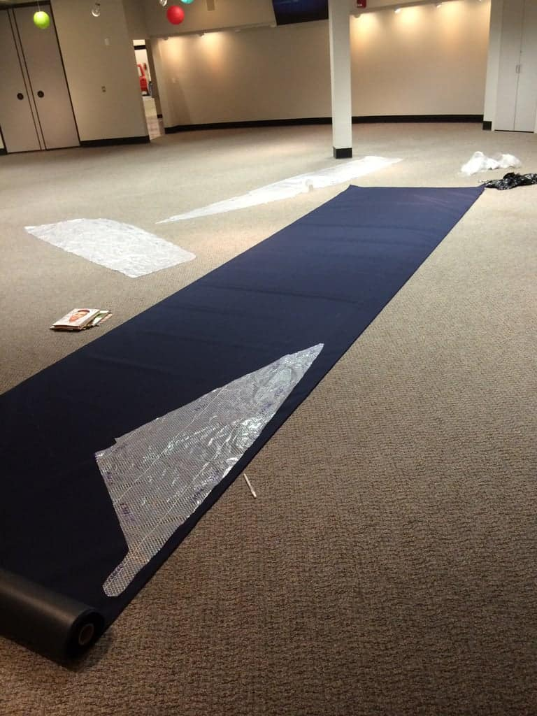 Make a Canvas Sailboat Cover – I Made It at TechShop 7 Steps - Instructables