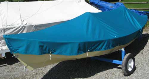 Making a new boat cover for my Skerry – Christinedemerchant.com