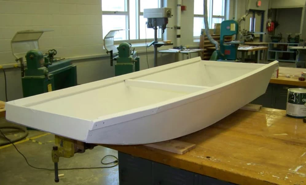 One Sheet Jon Boat 20 Steps (with Pictures) – Instructables